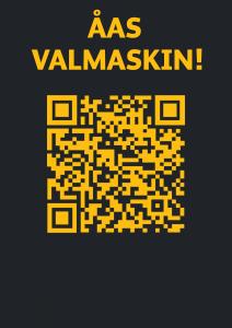 valmaskin 2019 qr